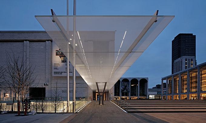 Sedak Lincoln Center Canopies